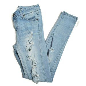 3/$30 Bluenotes Super Skinny Lauren Jeans